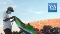 Les supporters sud-africains retournent dans les stades