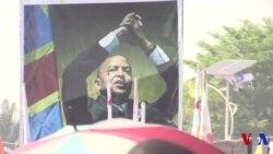 Les partisans de l'opposition se rassemblent à Kinshasa (vidéo)