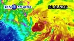 VOA60 Thế Giới 26/10/2012