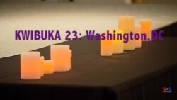 Kwibuka 23 I Washington DC