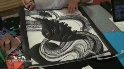 Искусство цзяньчжи в Америке