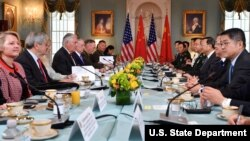 U.S.-China Diplomatic and Security Dialogue, at the Department of State, June 21, 2017.