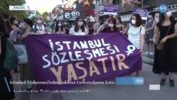 Ankaralı Kadınlar İstanbul Sözleşmesi İçin Toplandı