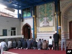 乌鲁木齐的清真寺
