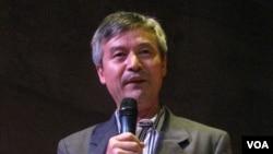 北京大学法学院教授贺卫方(网络图片)