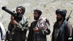 جنگجویان طالبان (عکس از آرشیف)