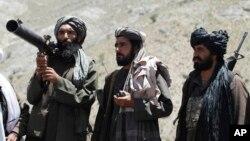 Militan Taliban terus meraih kemajuan dalam menguasai kembali wilayah-wilayah Afghanistan pasca penarikan pasukan NATO (foto: ilustrasi).