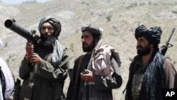 Afghanistan Taliban Leader
