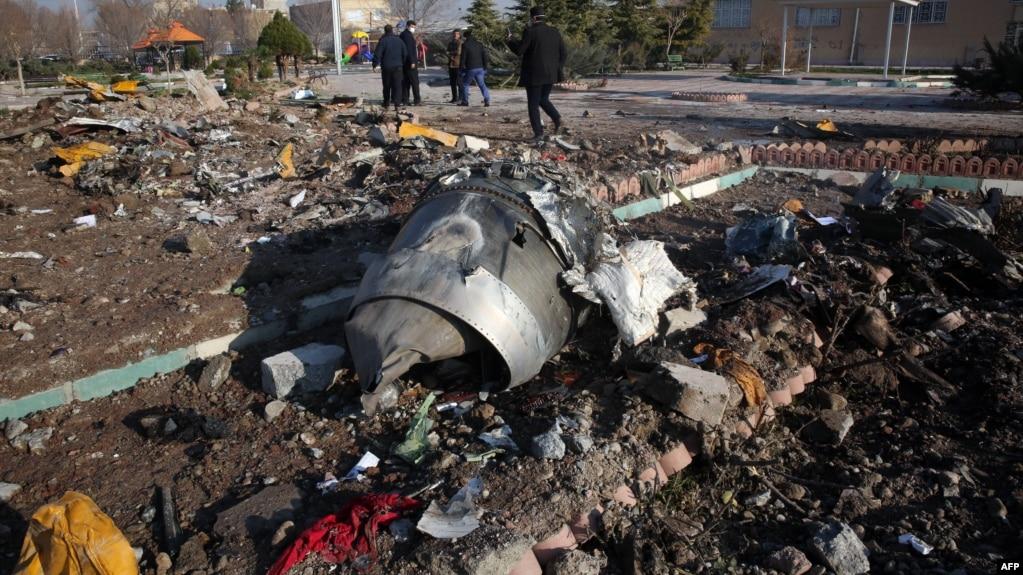 Kryeministri kanadez: Burime të zbulimit tregojnë se avioni u rrëzua nga Irani