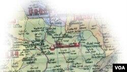 Baghlan map