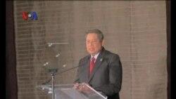 SBY Terima Penghargaan Lingkungan Hidup di New York - Liputan Berita VOA