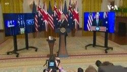 美英幫助澳大利亞添置核動力潛艇