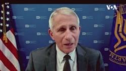 弗契談德爾塔:我們現在應對的是不同的變異毒株