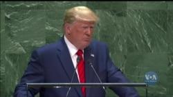 Промова президента США на Генасамблеї ООН – ключові заяви. Відео