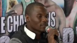 Zimbabwe Boxing Star Manyuchi Confident of Victory Over Asian Opponent