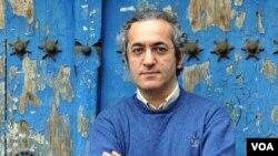 محمد یعقوبی، نمایشنامهنویس - عکس فیسبوک