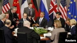 Nuclear Security Summit, Friday, April 1, 2016