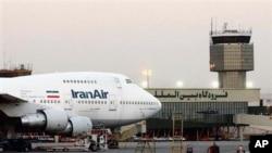 이란 국적항공사 '이란 에어'가 운용하고 있는 보잉사 여객기. (자료사진)