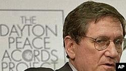 Ambassador Richard Holbrooke (file photo)