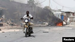 Deadly Car Bomb in Mogadishu