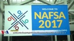 สถาบันการศึกษาไทยมุ่งเปิดสู่เวทีต่างประเทศในมหกรรมการศึกษาระดับโลก NAFSA 2017