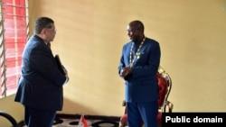 Un émissaire américain à la fête nationale burundaise