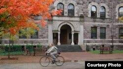 지난 1746년에 세워져 미국에서 4번째로 오래된 대학인 프린스턴대 캠퍼스 풍경. (프린스턴대 공보실 제공)