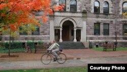 Đại học Princeton, một trong những đại học hàng đầu Hoa Kỳ.