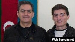 Ruslan Nəsirli və Əli Kərimli