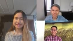 คุยข่าวกับ VOA Thai ในรูปแบบ work from home ประจำวันพุธที่ 6 พฤษภาคม 2563