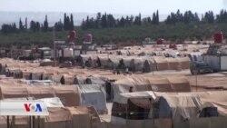 Penaberên Herêma Şehba Behsa Êrîşên Efrînê Dikin