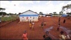 Igihe uruhagara rwa politike rwaduka mu Burundi mu mwaka uheze, abantu barenga 250.000, baciye bahungira mu bihugu bibanyi