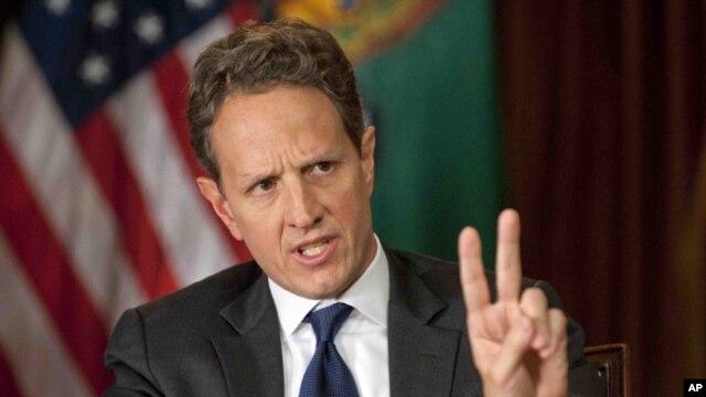 Geithner estuvo cuatro años al frente de la cartera del Tesoro donde enfrentó parte de la crisis financiera en Estados Unidos.