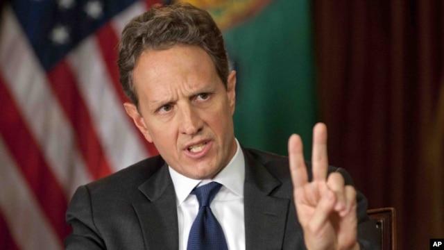 Bộ trưởng Tài chánh Timothy Geithner nói nước Mỹ sẽ có khả năng trả các món nợ trong 2 tháng nữa, nhưng cần phải nâng mức giới hạn vay mượn lên
