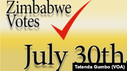 Zimbabwe Election Date - July 30, 2018