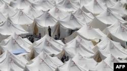 Лишь 1 процент беженцев за год находит новое постоянное место жительства