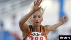 Greek triple jumper Paraskevi Papachristou was withdrawn from the London Olympic Games after causing an uproar at home for tweeting what was seen as a racist slur, July 30, 2011.