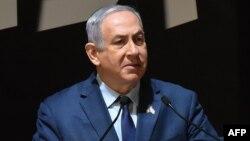 Israeli Prime Minister Benjamin