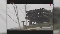 Bắc Triều Tiên doạ tấn công phủ đầu bằng vũ khí hạt nhân