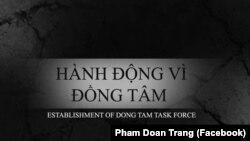 """Vụ Đồng Tâm và cả vụ Covid-19 còn cho thấy bệnh dịch kinh niên ở cả Việt Nam và Trung Quốc chính là bệnh """"mù chuyên chế"""", gây ảnh hưởng tới não chứ không phải phổi."""