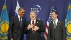 Kazakh Nonproliferation Cooperation