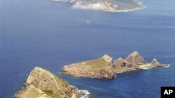釣魚島(日本稱尖閣列島)
