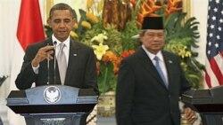 پرزیدنت اوباما اسراییل و فلسطینیان را به «کوشش بیشتر» فرا می خواند