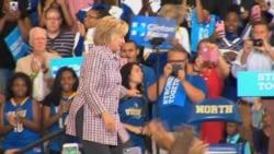 Nueva encuesta da a Clinton ventaja de 10 puntos