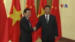Việt-Trung đồng ý giải quyết tranh chấp biển đảo qua đối thoại