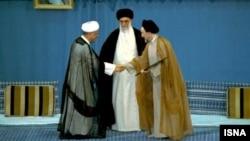 محمد خاتمی پیروز انتخابات سال ۷۶