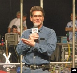 FIRST founder Dean Kamen wants high school students to learn that science and engineering can be fun, accessible and rewarding.