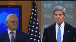 2013-07-30 美國之音視頻新聞: 克里呼籲以巴在談判中做出合理的讓步