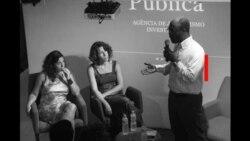 Rafael Marques fala sobre regime de Angola no Brasil (parte 2)
