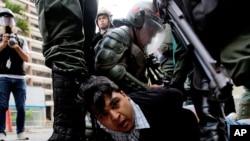 La violación de derechos humanos en Venezuela es la razón fundamental de la declaratoria de Obama.